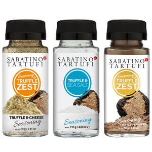 Truffle Salt and Seasoning Gift Set