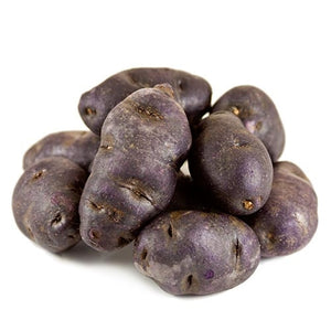 Purple Peruvian Fingerlings - per lb