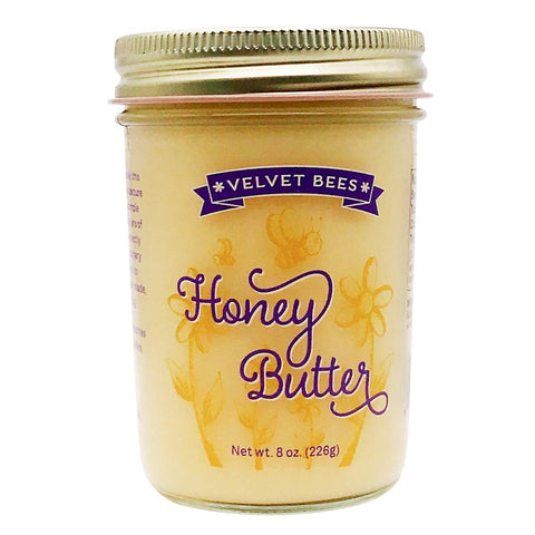 Velvet Bees Gourmet Honey Butter