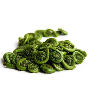 Fresh Eastern Fiddleheads - per lb