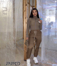 Load image into Gallery viewer, Tasha Track Pants