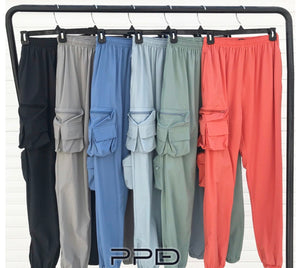 Zoey Pocket Track Pants