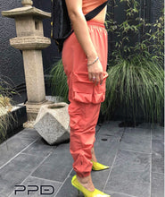 Load image into Gallery viewer, Zoey Pocket Track Pants