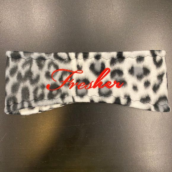 Fresher Snow Leopard Ear Warmer