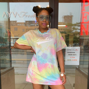 Fresher Unicorn Tee Dress