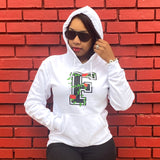 Fresher University Rose Hoodie