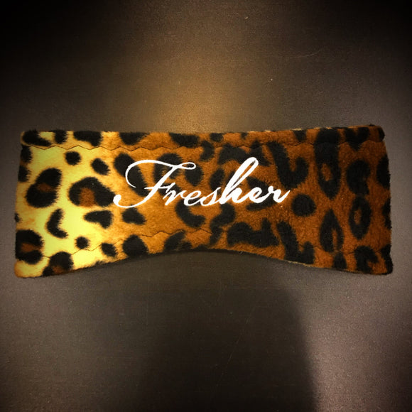 Fresher Leopard Ear Warmer