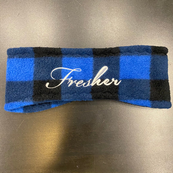 Fresher Blue Buffalo Ear Warmer