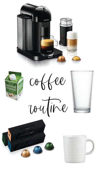 coffee routine