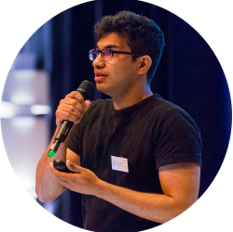 Picture of Ayushman co-founder of Hable