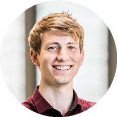 Picture of Gijs co-founder of Hable