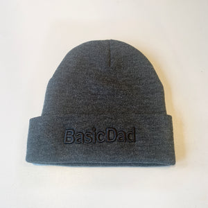 "The ""I'm feeling grey today"" Grey Toque"