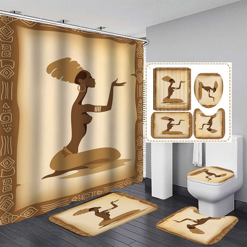 Bathroom Luxus - Cirque Africa Merchandise