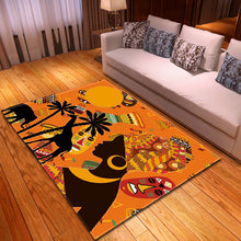 Load image into Gallery viewer, African Printed Carpets - Cirque Africa Merchandise