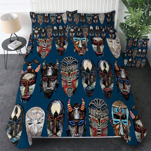 Bedding Outlet African style 3 Pcs - Cirque Africa Merchandise