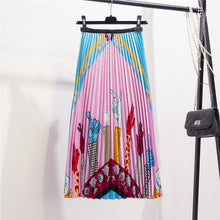 Load image into Gallery viewer, Summer Skirts Print Pattern - Cirque Africa Merchandise