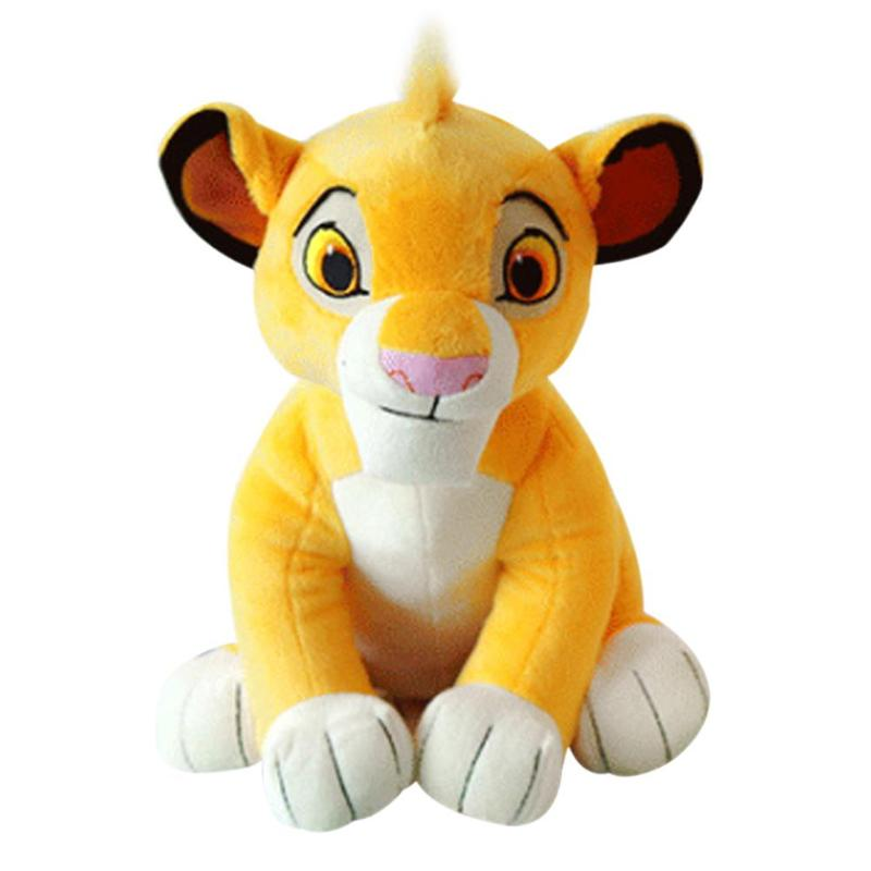Simba Lion The King Sitting - Cirque Africa Merchandise