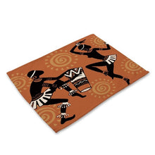 Load image into Gallery viewer, African Table Cotton Mats - Cirque Africa Merchandise