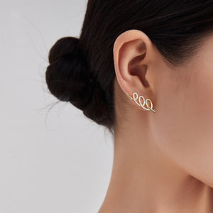 Circle by Circle Stud Earrings