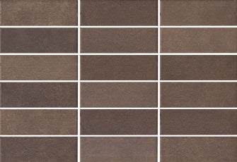 Wall tiles. White tiles look. Essen chocolate 9.06x12.99