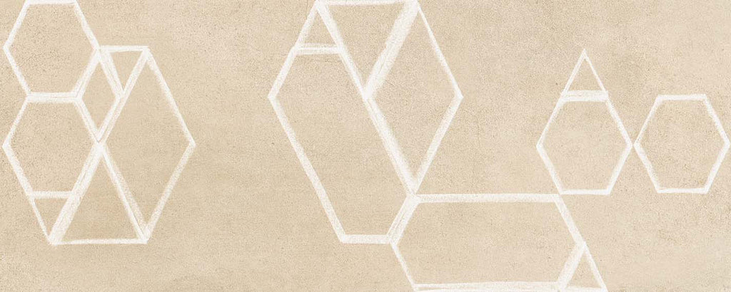 Wall tiles. Cotto look. Firle beige 7.87x19.69