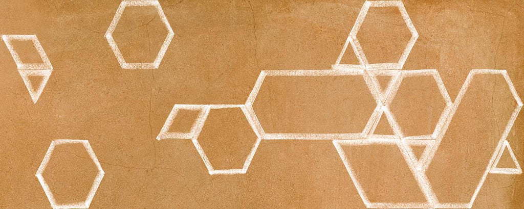 Wall tiles. Cotto look. Firle natural 7.87x19.69