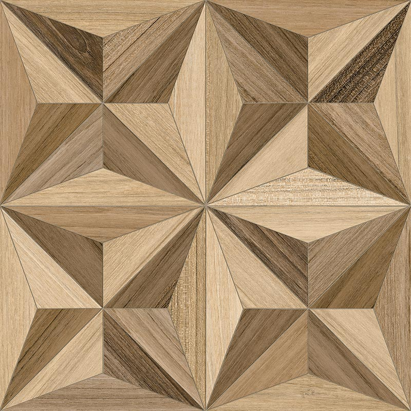 Porcelain tiles. Wood look. Syote-r multicolor 31.5x31.5