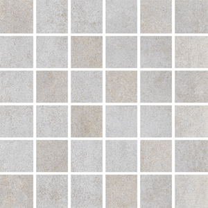 Porcelain tiles. Concrete look. Mosaico chicago humo 11.81x11.81