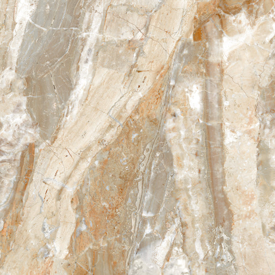 Porcelain tiles. Marbles look. Fuste natural 23.62x23.62