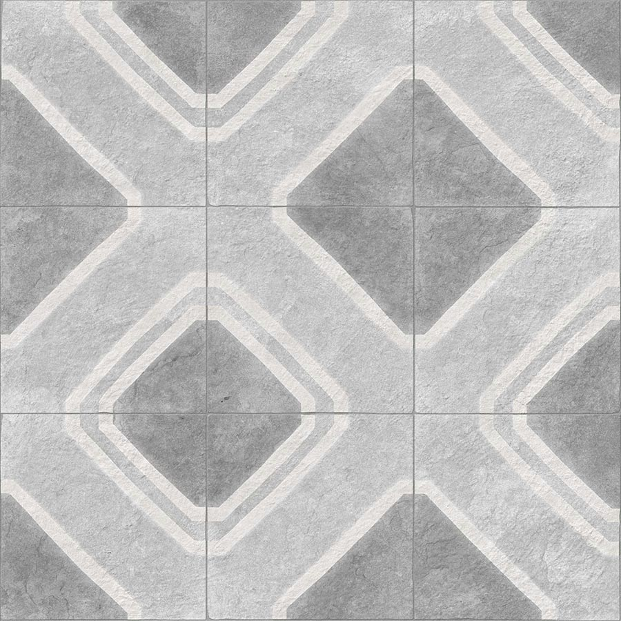 Porcelain tiles. Stone look. Ceos gris 23.62x23.62