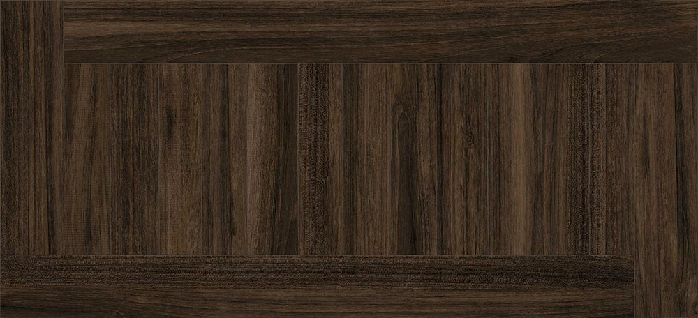Porcelain tiles. Wood look. Gorbea-r carbon 31.5x70.87