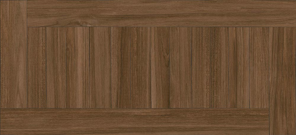 Porcelain tiles. Wood look. Gorbea-r noce 31.5x70.87