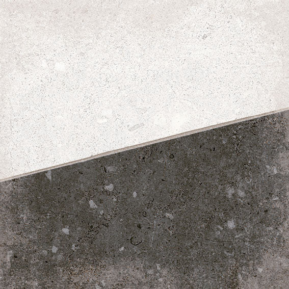 Porcelain tiles. Encaustic cement tiles look. Osaka blanco 7.87x7.87