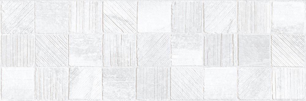 Wall tiles. Stone look. Zafora-r blanco 12.6x38.98