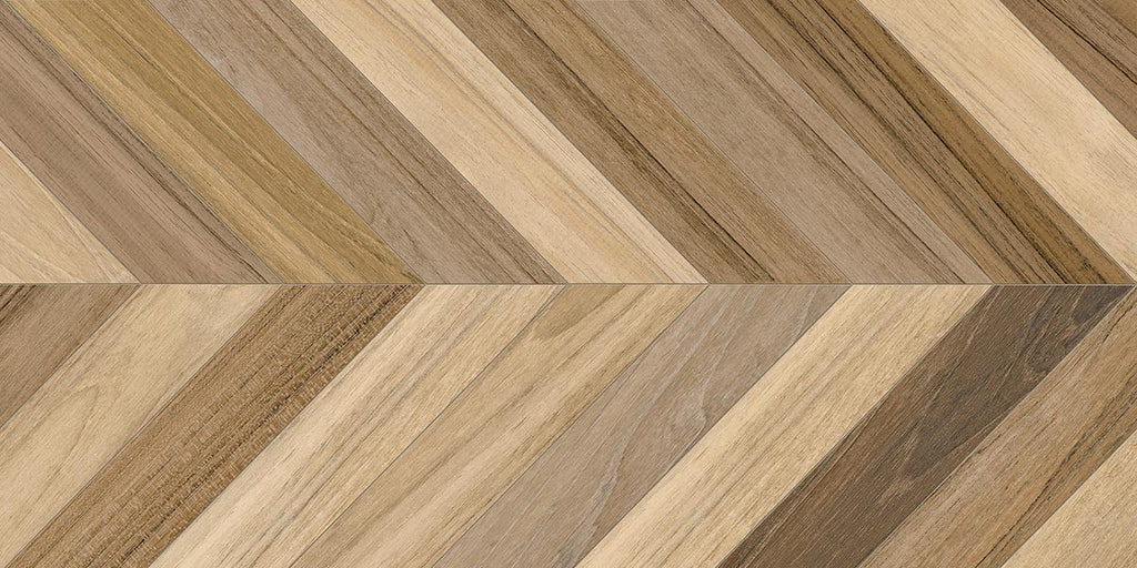 Porcelain tiles. Wood look. Agadir-r multicolor 23.62x47.24