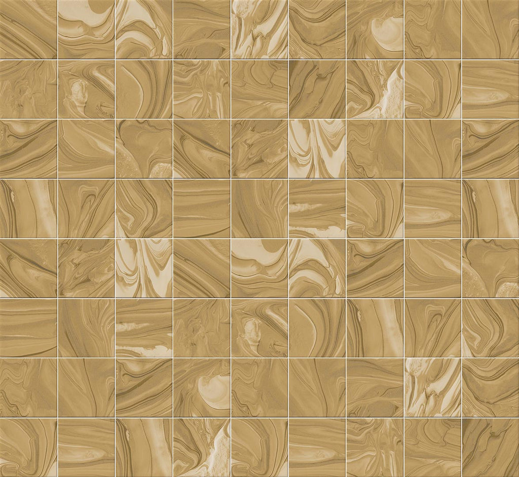 Wall tiles. Ceramic heritage look. Mankai caramelo 9.06x12.99