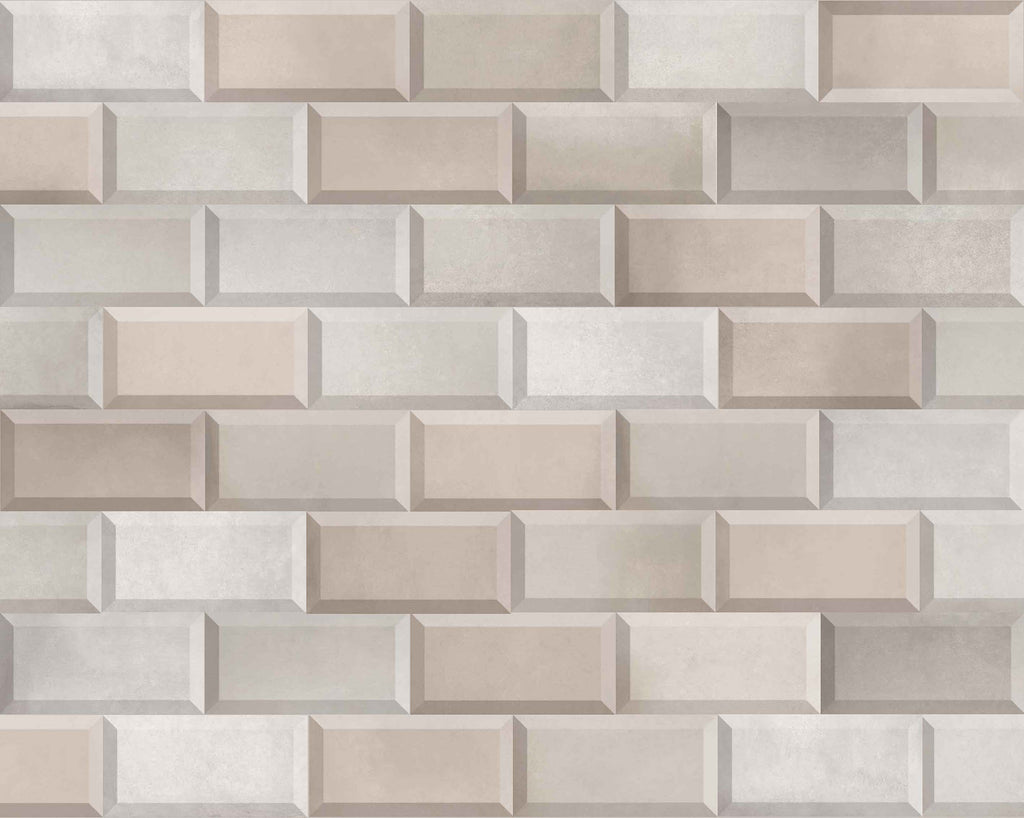 Wall tiles. Concrete look. Morthier natural 3.94x7.87