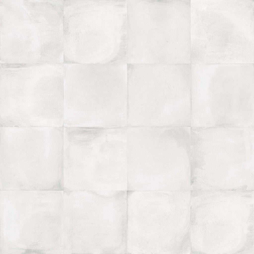 Porcelain tiles. Cotto look. Laverton nieve 23.62x23.62