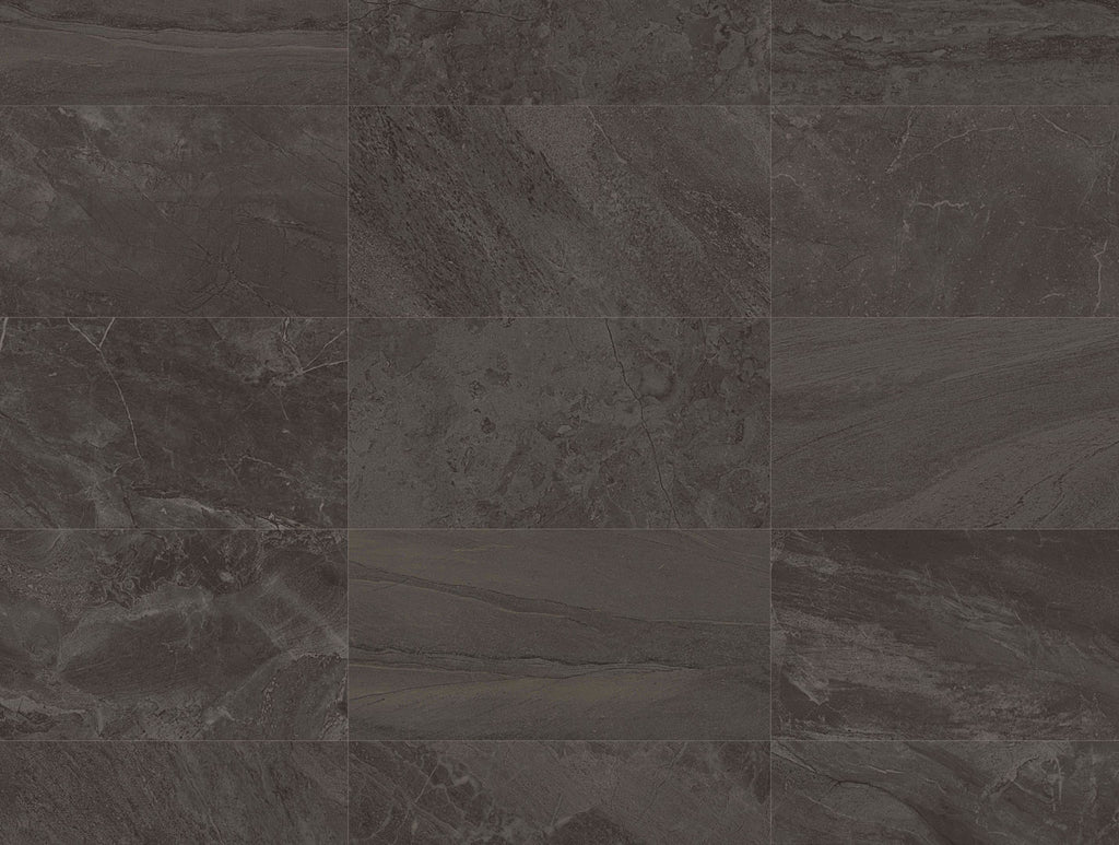 Porcelain tiles. Stone look. Flysch-spr grafito 17.32x35.04