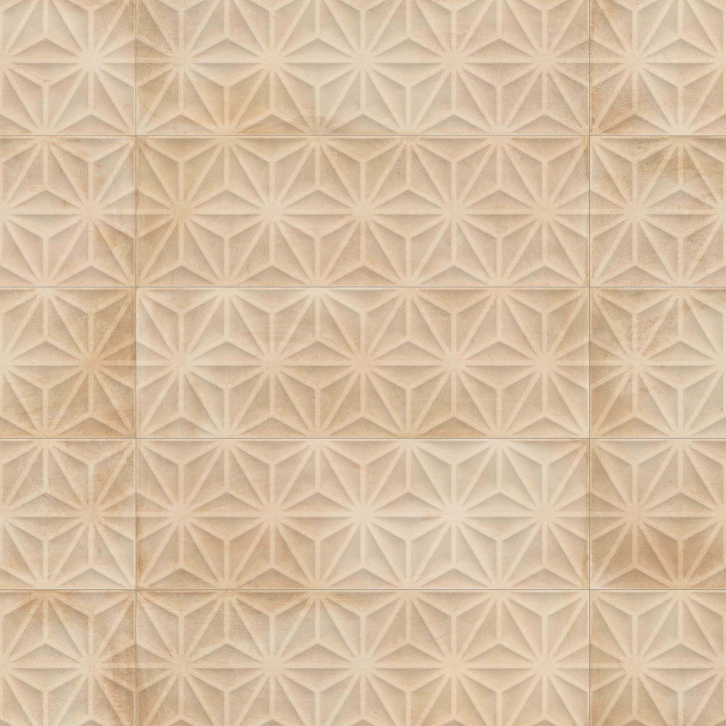 Wall tiles. Cotto look. Minety beige 9.84x29.53