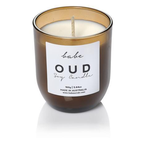 Luxury soy candle 30 h burn