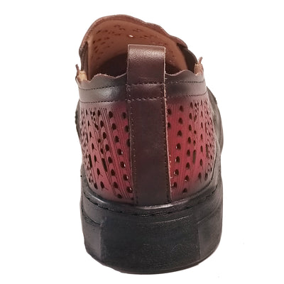 Leather Slip-On Shoe from Turkey