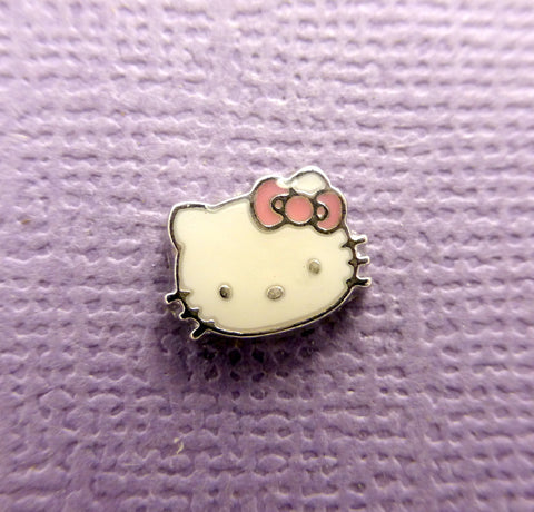 Hello Kitty - Floating Charm