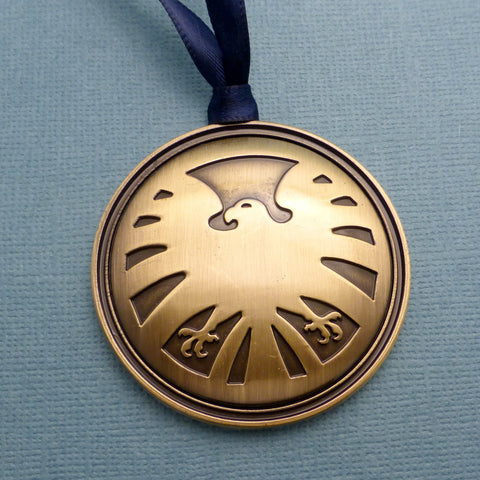 Marvel Inspired - S.H.I.E.L.D. Logo Ornament