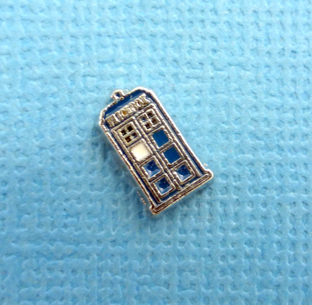 Doctor Who - TARDIS Floating Charm