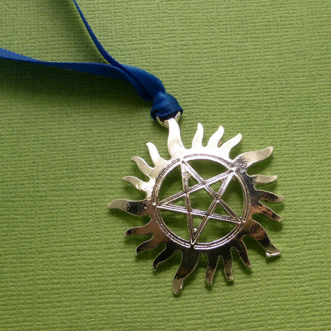 Supernatural Inspired - Anti-Possession Symbol Ornament