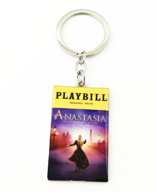 Broadway Inspired - Anastasia - Keychain, Necklace, or Ornament