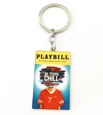 Broadway Inspired - Be More Chill - Keychain, Necklace, or Ornament