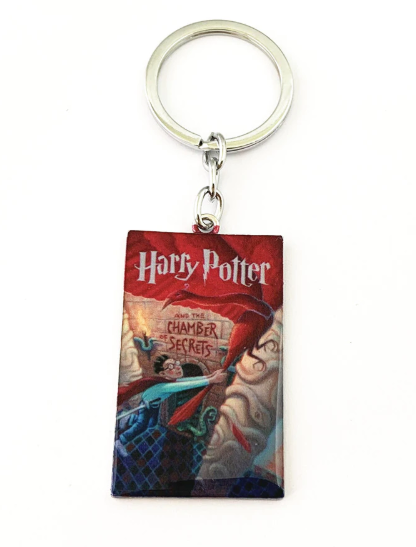 Harry Potter Inspired - Chamber of Secrets - Keychain, Necklace, or Ornament