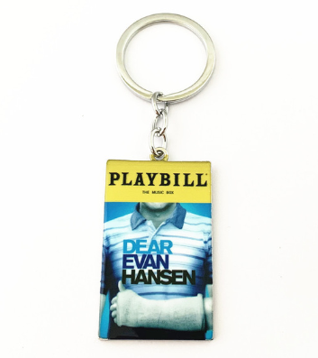Broadway Inspired - Dear Evan Hansen - Keychain, Necklace, or Ornament